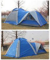 party tent - Large Camping Tent person New Outdoor Equipment Family Tourism Beach Party Tent Four season Waterproof