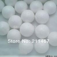 Wholesale cm white styrofoam round balls children DIY material foam balls Doll accessories