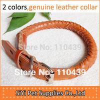 big black pitbulls - leather dog collar Leather Collars for pitbulls dog training collar for dogs big dog collar leather
