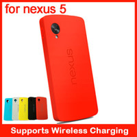 Cheap Wholesale-Bumper Case For Google Nexus 5 E980 TPU Plastic Flip Style PU Leather Quick Cover For LG Nexus 5 Auto Sleep Phone Bag