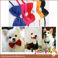 accesories for dogs - pieces cheap Bowtie ncek tie dog bow tie dog neck tie Cat tie Pet grooming Accesories Pet headdress goods for animal