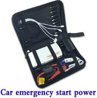 12v battery car - 18000mAh car jump starter Multi Function Car emergency start power Jump Starter Mobile phone Laptop External Rechargeable Battery