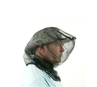 Wholesale Universal Mosquito Bug Insect Bee Mesh Head Net Protect Hat Fishing Camping Hunting