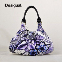 womens wholesale handbags - DESIGUAL Womens Handbag Messenger Shoulder Bag AAA