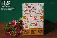 Wholesale Of Postcards Happy Birthday Series Greeting Message Cards Cool Gifts New