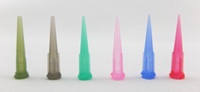 Wholesale smoothflow Tapered Tips Plastic Conical gauge gauge