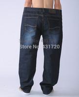 big clothes brands - Big Mens Clothing Plus Size XL Jean Pants Man Fashion Brand New Denim Jeans Trousers