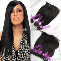 Wholesale LaLa Queen HairCost Effective human hair extensions Virgin Eurasian hair Straight weave bundles good hair soft and bouncy