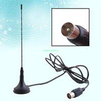 Cheap Wholesale-EL0341 DVB-T TV HDTV DIGITAL FREEVIEW 5DBI ANTENNA TV COAXIAL