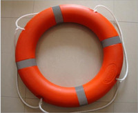 Wholesale Supply the life buoy marine life buoy lifebuoy lifebuoy with entertainment field using a combination of smoke signal