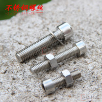 Cheap 125 Yamaha Motorcycle Tuning Parts 304 wildfire clever grid fin screw screws stainless steel screws