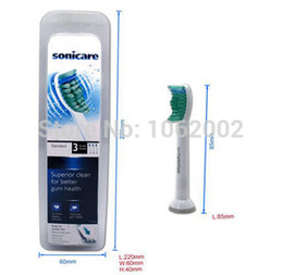 Wholesale HX6013 Sonicare Toothbrush Head690pcs ps pack Sonicare Toothbrush Heads packaging electric ultrasonic Replacement Head For Phili Sonicare