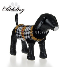 Wholesale Big Small Pet Dog Sweater for Autumn Winter Coats Apparel Personalized Cheap