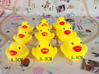 toy duck calls - The water bag yellow duck voice squeezed Tangjiao called children water toy duck duck duck yellow rhubarb