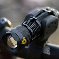 Wholesale New CREE Q5 lumen LED Cycling bike BICYCLE HEAD LIGHT With Mount