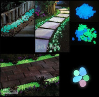 Cheap Garden Decoration Best Luminous Pebble Stone