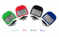 counter display - Large LCD Display Pedometer Multi function Pedometer Fitness Equipment Walking Distance Calorie Counter Running Counter