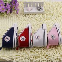 kids shoes cheap - Hot sales White Pink Blue Red pentagram pattern toddler shoes months baby wear cheap kid shoes pairs