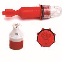Cheap Wholesale-Free Shipping Lights Lighting LED Bulbs Tubes 1.5V Fishing Net Light Float Light Sea Warning Equipment
