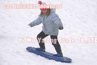 Wholesale 1pc new child flatable snowboard skiing board snow board snow sports pvc