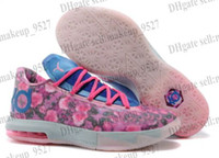 Cheap Wholesale Basketball Shoes KD VI 6 Kevin Durant Athletics Sneakers On Cheap Price Sports Shoes Free Shippment Training Boots Men s Trainers