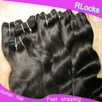 Brazilian Hair beauty products - World black girl beauty products cheap human hair body wave Brazilian extension wefts bundles one donor origin