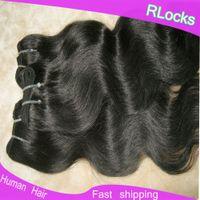 Brazilian Hair Body Wave Under $100 Long Locks Beauty cheap good quality Brazilian hair weaves natural wave 5 bundles lot sample order best distributor !!