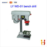 bench drilling machine - New promotion LY WD Wood bench drill pure copper wires W mm electric drill milling machine