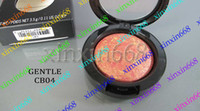 Wholesale Lowest price Brand makeup blusher Mineralize Blush g english name RETAIL