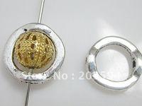 Wholesale Tibet Silver Bead Frame Spacer Bead