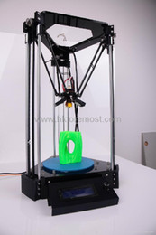 Wholesale 3d printer rostock mini pro Delta d printer DIY kit with LCD Controller set w SD RAMPS