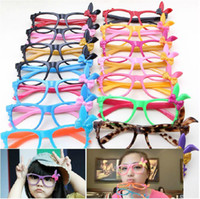 Wholesale Fashion Kids Girl s Glasses Frame for Festivals Parties Stages Bars KTV Drop Shipping PP0002