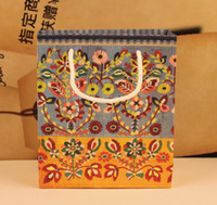 Cheap Free shipping, gift bags cosmetic bag hand carry bags for wedding party birthday shopping holidays, Drop shipping, BG0002