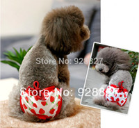 beautiful bandanas - Beautiful Female Pet Dog Pants Puppy Sanitary Cute Short Pants Dog Pant Striped Brand Underwear