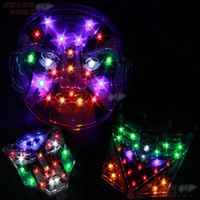Cheap 125 Yamaha moped motorcycle lighting modification modified LED Strobe lights flashing Transformers