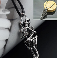 artilady - NEW ARRIVAL Artilady NEW Skull Men s Necklace Fashion Titanium Steel Necklace Men Jewelry Declaration Of Love JN06214