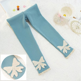 Wholesale Kids Leggings Tights Child Clothing Baby Leggings Pants Children Leggings Tights Fashion Skinny Pants Kids Trouser Girls Tights Girl Clothes
