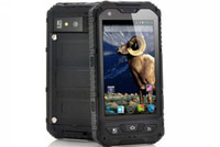 Wholesale A8 MTK6572 Dual Core Android waterproof smartphone IP68 Dustproof Shockproof GPS WCDMA G Cell phone