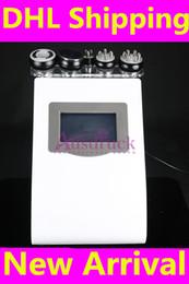 Wholesale Eu tax Free in1 Ultrasonic Liposuction K Cavitation Vacuum Multipolar bipolor RF Laser Slimming radio frequency SKIN BODY SALON MACHINE