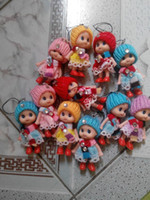 Wholesale creative wedding gifts yuan Bobbi confused little doll commodity Pendant Jewelry