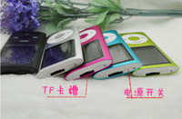 Wholesale DHL free inch Screen th mp3 mp4 Player with card slot FM radio Voice Recorder colors