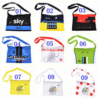 Cheap Sky Thankoff Bank 2014 Tour De France Bike Team Cycling Jerseys Bag Use For Food Cellphone Giant Castelli Bag Cycling Fashion Gears Bicycle