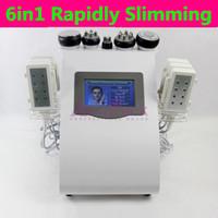 radio frequency beauty equipment - 100 effect IN1 RADIO FREQUENCY EQUIPMENT ULTRASONIC LIPOSUCTION SLIMMING K CAVITATION WEIGHT FAT LOSS SLIMMING BODY RF BEAUTY MACHINE