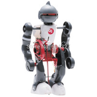 Wholesale Set Tumbling Robot Science Kit DIY Robot Toy