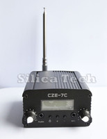 Wholesale W stereo PLL FM transmitter broadcast radio station kit