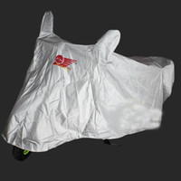 Wholesale UV Protective Dust waterproof Rain Proof Cover hood For Motorcycle Motorbike Scooter Moped