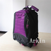Wholesale popular inch child universal wheel board chassis suitcase trolley luggage bag aluminum frame luggage baggage student bag
