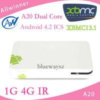 Cheap Dual Core Smart Google Tv Box Best Included 1080P (Full-HD) Allwinner A20 Tv Box