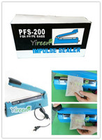 Wholesale Impulse Sealer Impulse Sealing for PE PP Bags Plastic casing with Europe Standard plug