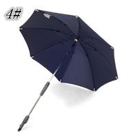 Wholesale Promotional Folding Umbrella Colors For Option Baby Pram Umbrella Used for Best Baby Stroller DSLAND Stroller